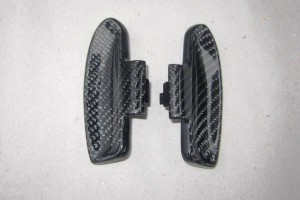 M-tech steering wheel SMG paddles